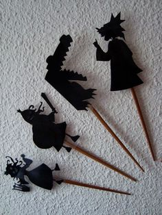 Títeres teatro de sombras Making Out, Lps, Wood, Character, Ideas, Activity Toys, Shadow Play, Toys, Manualidades