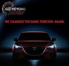 2014 Mazda3....Game Changer!