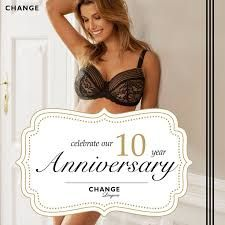 Thank you 🇨🇦 for 10 years of making your go-to bra expert! Come celebrate with us and Buy get 2 FREE! Change Lingerie, 10 Year Anniversary, Lingerie Collection, Swimwear Fashion, Feeling Great, 10 Years, Lounge Wear, Bra