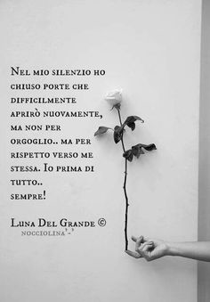 Italian Phrases, Italian Quotes, Common Quotes, Most Beautiful Words, Interesting Quotes, English Quotes, True Words, Book Lovers, Cool Words