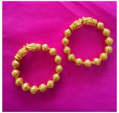Gold Chain Design, Gold Bangles Design, Gold Jewellery Design, Jewelry Design Earrings, Gold Earrings Designs, Gold Mangalsutra Designs, Gold Jewelry Simple, Baby Jewelry, Gold Kangan