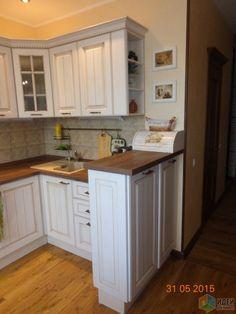 Функциональная барная стойка на кухне