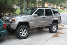 1998 Jeep Grand Cherokee Pictures: See 617 pics for 1998 Jeep Grand Cherokee. Browse interior and exterior photos for 1998 Jeep Grand Cherokee. Get both manufacturer and user submitted pics. Jeep Zj, Jeep Suvs, 1998 Jeep Grand Cherokee, Betty White, Trucks, Pictures, Ideas, Cars, Pickup Trucks