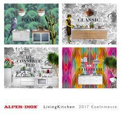 Alpes-Inox Küchenmodule