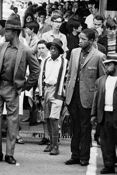 On Eloff St, Johannesburg, 1967