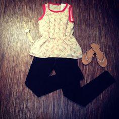 So cute! Love this shirt :)