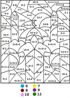Coloring Math Sheets Idea math coloring pages number 343 math coloring printable Coloring Math Sheets. Here is Coloring Math Sheets Idea for you. Coloring Math Sheets math coloring pages number 343 math coloring printable. Math Coloring Worksheets, Free Printable Math Worksheets, Subtraction Worksheets, Worksheets For Kids, Addition Worksheets, Printable Coloring, Number Worksheets, Alphabet Worksheets, Ramadan Activities