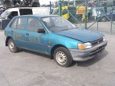 toyota starlet 1995 - Google Search Toyota Starlet, Paragliding, Van, Google Search, Vehicles, Vans, Vehicle