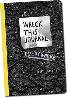 Wreck This Journal Everywhere by Penguin Books - $9.95