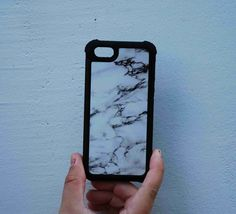 custom marble case, can be personalized with your monogram or name, or kept blank for a modern look on your phone case!