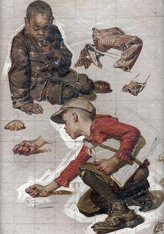 joseph leyendecker   An Illustrator's Inspiration: Joseph Christian Leyendecker
