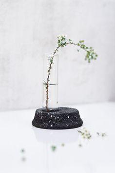DIY Single Splatter Vase