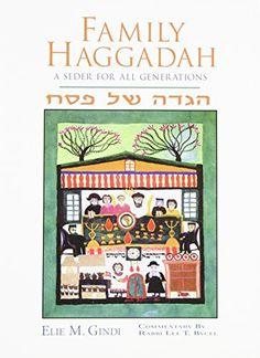 Family Haggadah: A Seder for All Generations by Eli Gindi http://www.amazon.com/dp/087441685X/ref=cm_sw_r_pi_dp_483Lub05N9ATH
