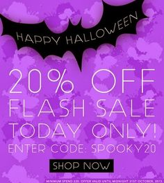 [News] VIVO Cosmetics - Sconto per Halloween 2013 Halloween 2013, Happy Halloween, Cosmetics, News, Beauty Products, Drugstore Makeup