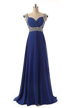 Sarahbridal Empire Long Chiffon Party Prom Evening Dress SD179-US2 Sarahbridal http://www.amazon.com/dp/B00QGLQ3KI/ref=cm_sw_r_pi_dp_b6zWub1NZAWR4