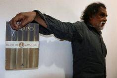 Editan Las fábulas de Esopo en cuatro variantes del zapoteco Es resultado de un año de esfuerzo del Iago de Francisco Toledo.