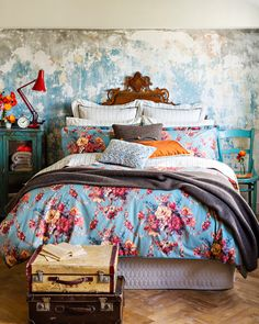 "Christy ""Romany"" Duvet & Sham Coordinates is on Rue. Shop it now."