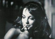 helga kneidl. romy schneider. paris 1973