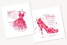 Happy woman's day! 8 march cards. by Cozy nook on @creativemarket