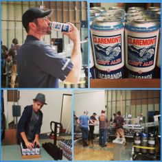 Claremont Craft Ales now sales their beer in cans!
