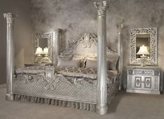 Grand Venetian Bed California King In 2019 Im About To Get Up regarding sizing 2400 X 1752 Venetian Style Bedroom Furniture - A significant amount in the King Bedroom Sets, Bedroom Furniture Sets, Bed Furniture, Home Decor Bedroom, Custom Furniture, Modern Bedroom, Furniture Cleaning, Luxury Furniture, Furniture Outlet