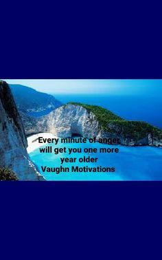 Vaughn Motivations and meditation  Art the motivator