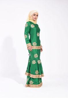 Deewani Modern Kurung In Pixie Green from Ann Khan Exclusive in Green Deewani Modern Kurung In Pixie Green from Ann Khan Exclusive in Green p.p1 {margin: 0.0px 0.0px 0.0px 0.0px; font: 12.0px 'Helvetica Neue'}-An Ann kha... Helvetica Neue, Chiffon Material, Gold Embroidery, Chiffon Saree, Layered Skirt, Pixie, Custom Made, Ann, Green