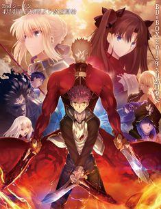 Shirou Emiya / Saber / Rin Tohsaka / Archer / Illyasviel Von Einzbern / Gilgamesh / Lancer / Caster / Berserker / Sasaki Kojiro【Fate/Stay Night Unlimited Blade Works】