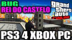 BUG SECRETO PARA O EVENTO REI DO CASTELO - GTA V ONLINE PS3 PS4 XBOX 360...