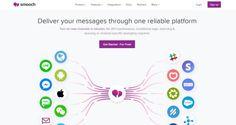 Tutte le tue app di instant messaging in un unico sistema: Smooch