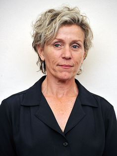 Why Frances McDormand Hates Plastic Surgery ⓦ Women's Wisdom & Wit ⓦ funny & inspirational quotes from women aging gracefully Ageless Beauty, Going Gray, Portraits, Aging Gracefully, Plastic Surgery, Older Women, Woman Quotes, Role Models, Style Icons