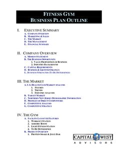 Executive Summary Example  Executive Summary Templates