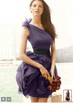 my favorite color and the dress is amazing. this is perfect for bridesmaids