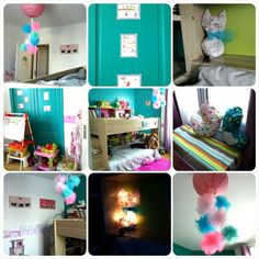 La chambre de nos filles finie!!!