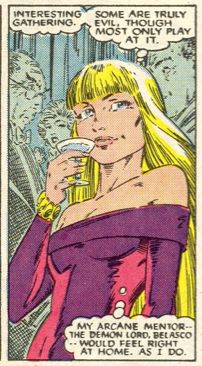 """The New Mutants """"Volume 1, Number 53"""" (July, 1987)"""