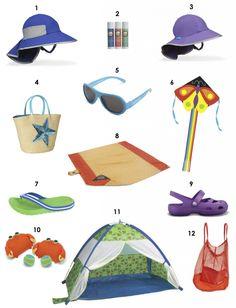 The Ultimate Kids Beach Essentials Guide