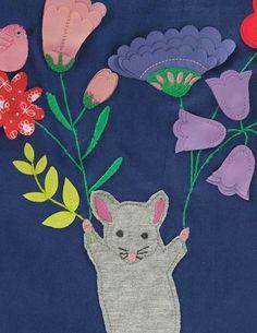 Meadow Flutter T-shirt