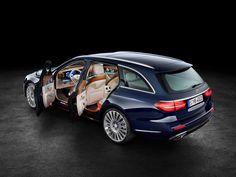Vorstellung: Das neue Mercedes-Benz E-Klasse T-Modell (S213)