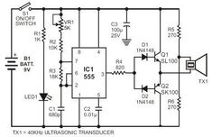 How to build a simple PWM DC Motor Speed Controller using