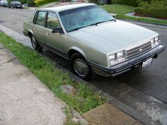 1984 Chevy Celebrity