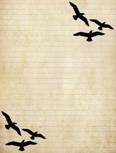 Printable Journal Page