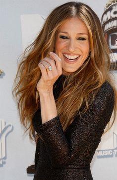 sarah jessica parker hair medium - Google Search