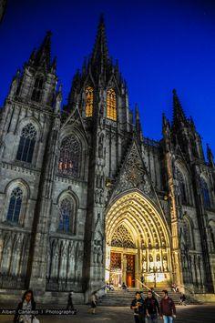 Catedral de Barcelona. #Catalunya