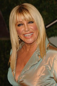 Suzanne Somers - 68 Dancing With The Stars. Goes to show you, age is just a number. Just live life!