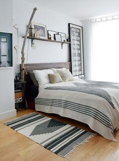 Inspiring Bedroom Design Ideas 05 1 Kindesign - Home Decor Design Farmhouse Bedroom Furniture, Farmhouse Style Bedrooms, Home Bedroom, Bedroom Ideas, Bedroom Layouts, Bedroom Designs, Dream Bedroom, Master Bedroom, Interior Exterior