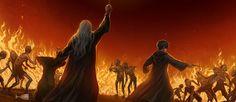 No décimo dia de surpresas no Pottermore, temos um texto inédito sobre os Inferi! - O Profeta Diário