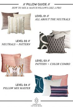 How many pillows for a 3 seater sofa? - DIY decoratorPillow arrangements for a sofa. How many pillows should you have on a sofa and how do you arrange them? Couch Pillow Arrangement, Furniture Arrangement, Cushions On Sofa, Bed Pillows, Bedroom Cushions, Fall Pillows, Bedroom Furniture, Bedroom Decor, Furniture Ideas