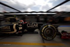Romain Grosjean, Lotus, Hungaroring, 2012