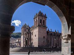 Cusco Cathedral - Peru