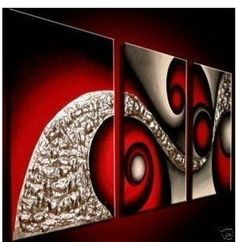 100% Hand-painted Best-selling Quality Goods Free Shipping Wood Framed on the Back Mechanism of Red Road High Q. Wall Decor Landscape Oil Painting on Canvas 3pcs/set Mixorde bt114,http://www.amazon.com/dp/B00D92022M/ref=cm_sw_r_pi_dp_Vrlitb0JM5561K77